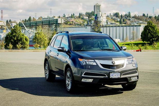 Read about the Autos.ca Test Drive: 2013 Acura MDX