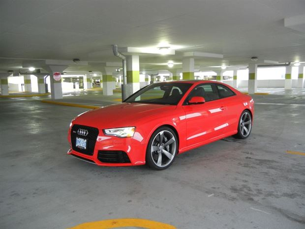 Read about the Autos.ca Buyer's Guide: 2013 Audi A5/S5/RS 5