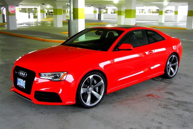 Read about the Autos.ca Test Drive: 2013 Audi RS 5