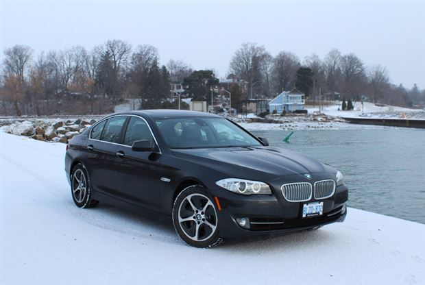 Read about the Autos.ca Test Drive: 2013 BMW ActiveHybrid 5