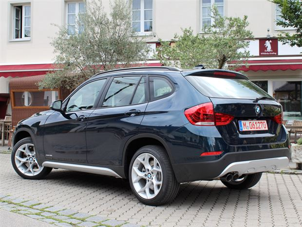 Read about the Autos.ca First Drive: 2013 BMW X1 35i