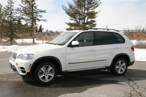 Read about the Autos.ca Day-by-Day Review: 2013 BMW X5 xDrive35d