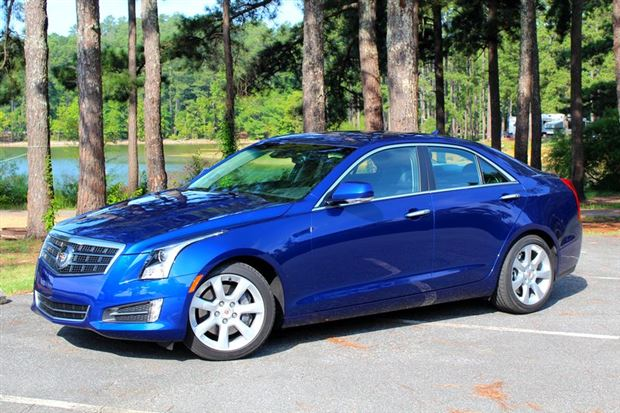 Read about the Autos.ca First Drive: 2013 Cadillac ATS