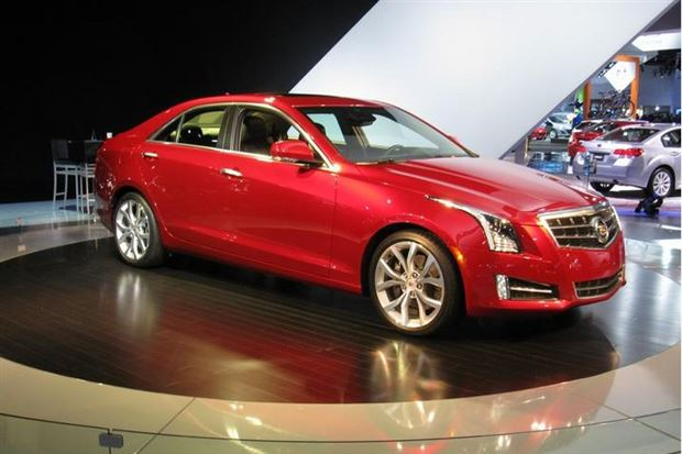Read about the Autos.ca Preview: 2013 Cadillac ATS