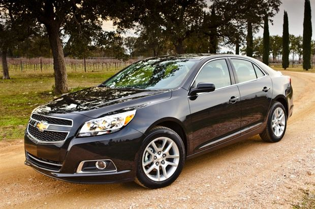 Read about the Autos.ca Test Drive: 2013 Chevrolet Malibu Eco