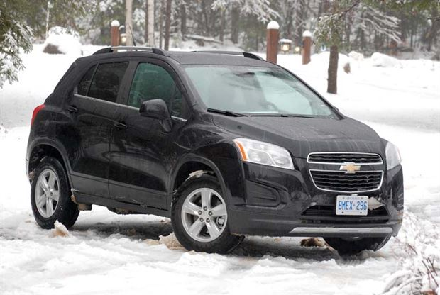 Read about the Autos.ca Buyer's Guide: 2013 Chevrolet Trax