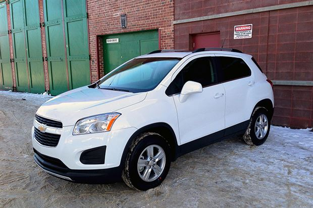 Read about the Autos.ca Test Drive: 2013 Chevrolet Trax