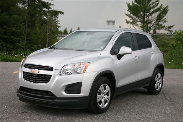 Read about the Autos.ca Day-by-Day Review: 2013 Chevrolet Trax