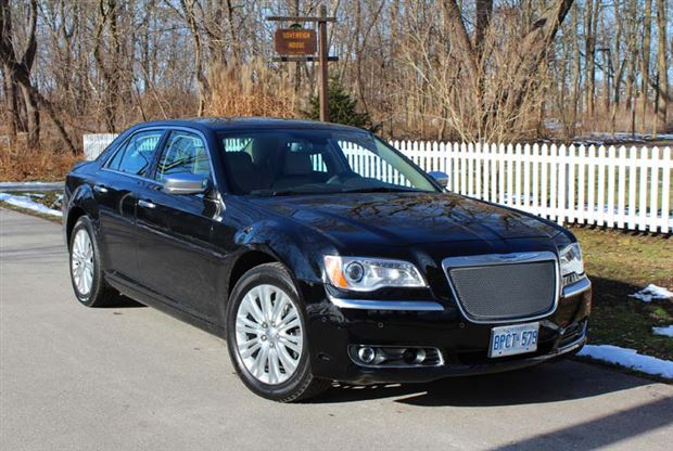 Read about the Autos.ca Test Drive: 2013 Chrysler 300C Luxury Series AWD