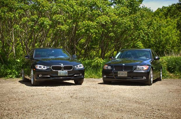 Read about the Autos.ca Comparison Test: 2013 BMW 335i vs 2008 BMW 335i