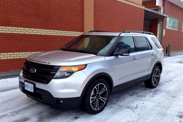 Read about the Autos.ca Test Drive: 2013 Ford Explorer Sport