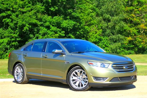 Read about the Autos.ca Quick Spin: 2013 Ford Taurus and Focus EcoBoost