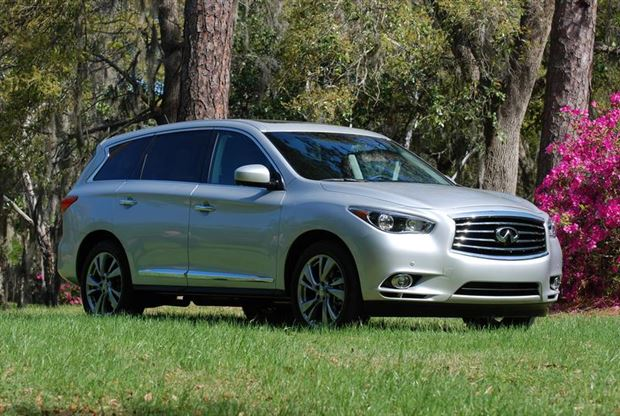 Read about the Autos.ca First Drive: 2013 Infiniti JX