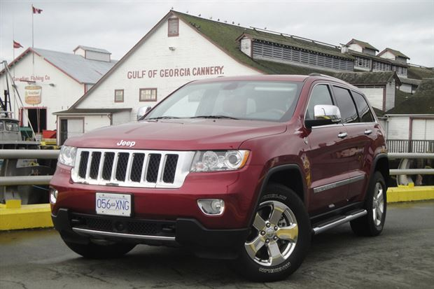 Read about the Autos.ca Test Drive: 2013 Jeep Grand Cherokee Overland V8