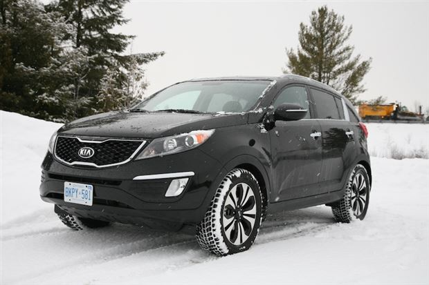 Read about the Autos.ca Day-by-Day Review: 2013 Kia Sportage