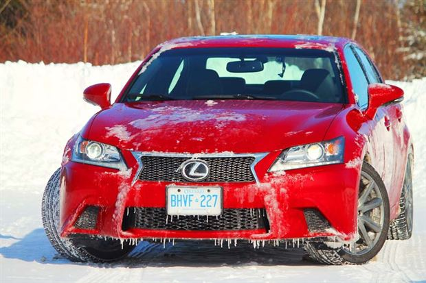 Read about the Autos.ca Northern Exposure: Lexus GS 350 F-Sport vs 'Icepocalypse'