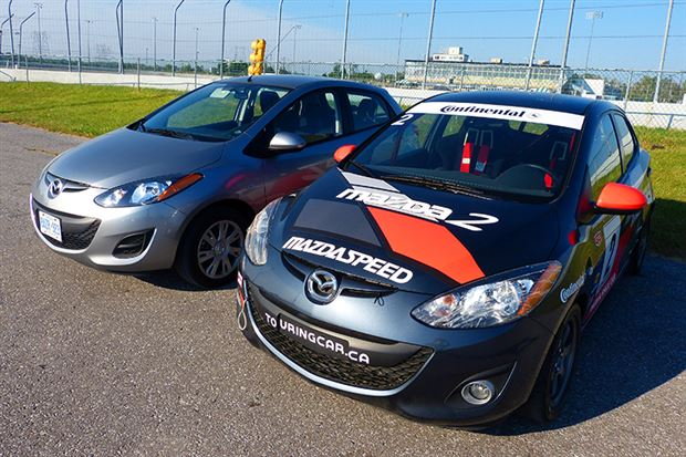 Read about the Autos.ca Test Drive: 2013 Mazda2 GX