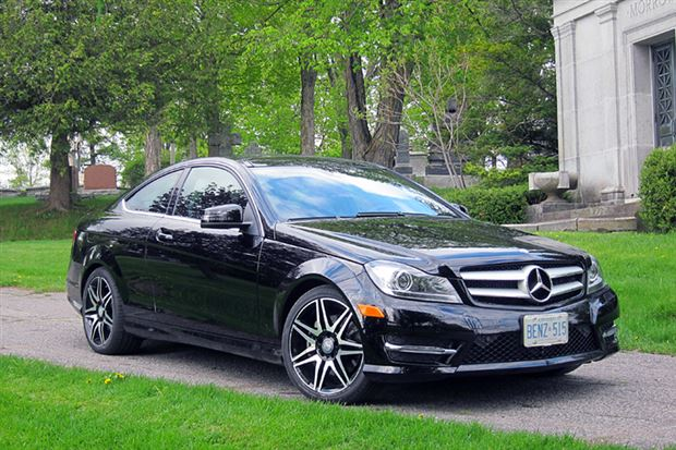 Read about the Autos.ca Test Drive: 2013 Mercedes-Benz C 350 4Matic Coupe