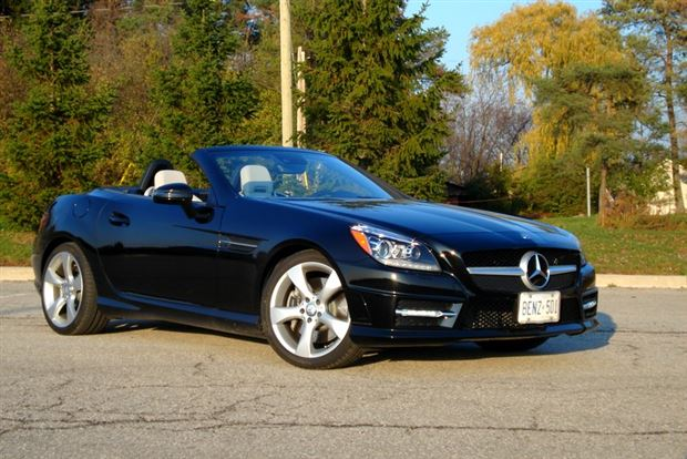 Read about the Autos.ca Test Drive: 2013 Mercedes-Benz SLK 250