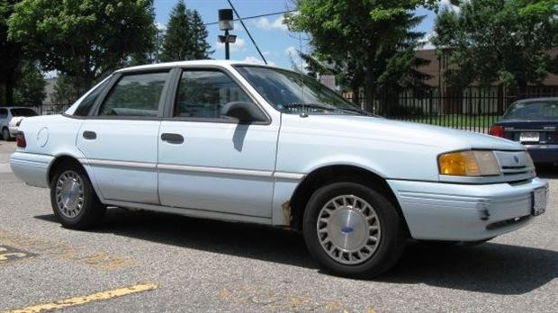 Read about the Autos.ca Final Drive: 1994 Ford Tempo