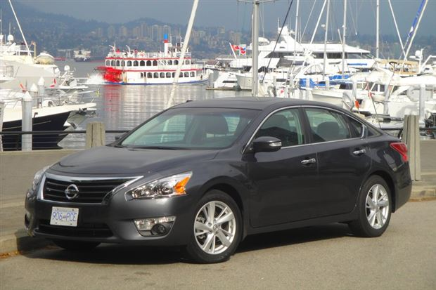 Read about the Autos.ca Test Drive: 2013 Nissan Altima 2.5 SL sedan