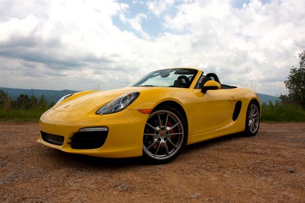 Read about the Autos.ca First Drive: 2013 Porsche Boxster S