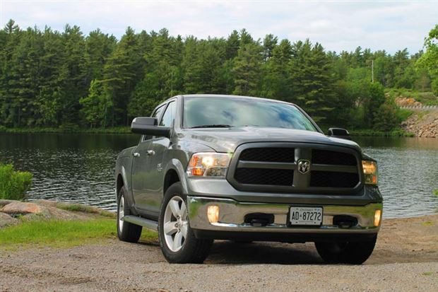 Read about the Autos.ca Test Drive: 2013 Ram 1500 Outdoorsman
