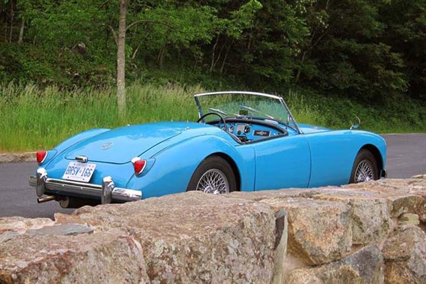 Read about the Autos.ca Road Trip: 1956 MGA Maiden Voyage