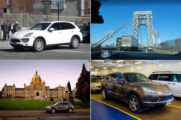 Read about the Autos.ca Double Road Trip: 2013 Porsche Cayenne Diesel, New York City & Victoria, BC