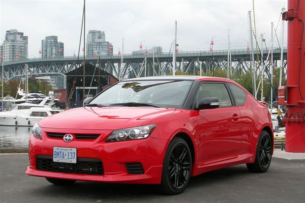 Read about the Autos.ca Test Drive: 2013 Scion tC Release Series 8.0