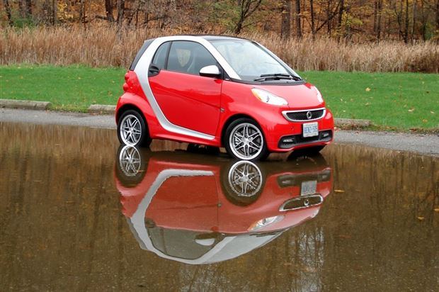 Read about the Autos.ca Test Drive: 2013 Smart Fortwo