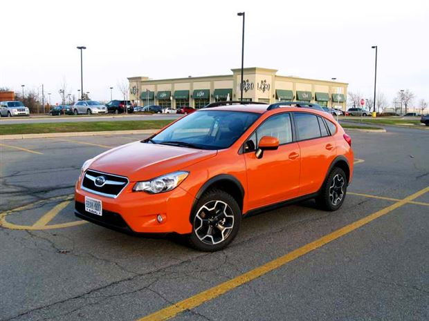 Read about the Autos.ca Long-Term Update: 2013 Subaru XV Crosstrek Touring