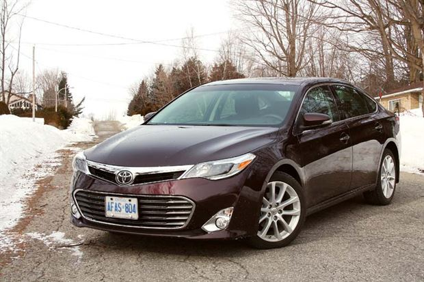 Read about the Autos.ca Test Drive: 2013 Toyota Avalon Limited