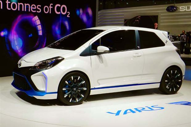 Read about the Autos.ca Preview: Toyota Yaris Hybrid-R Concept