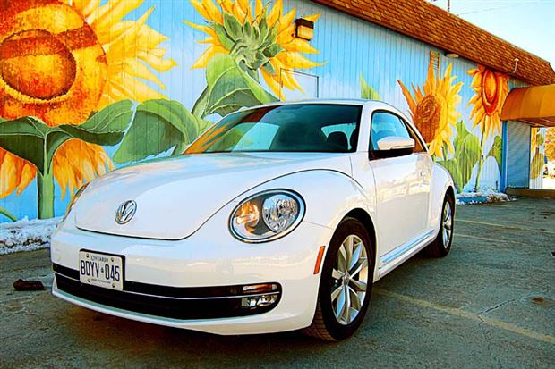 Read about the Autos.ca Test Drive: 2013 Volkswagen Beetle TDI Diesel