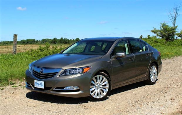 Read about the Autos.ca First Drive: 2014 Acura RLX