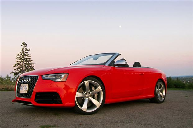 Read about the Autos.ca Test Drive: 2014 Audi RS5 Cabriolet