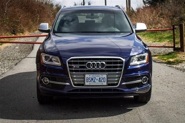 Read about the Autos.ca Test Drive: 2014 Audi SQ5