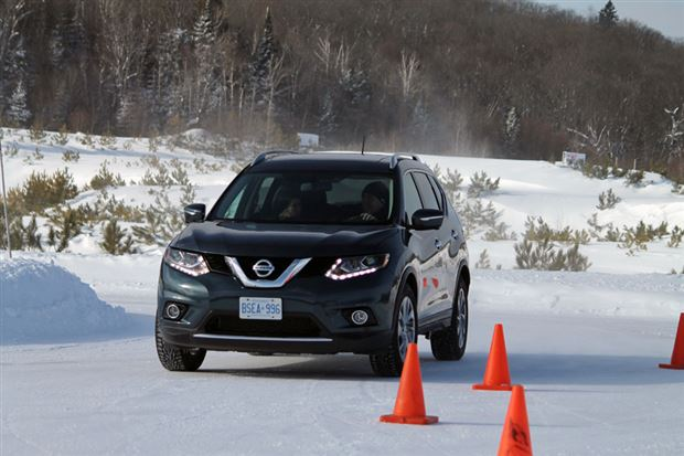 Read about the Autos.ca Auto Tech: 2014 Nissan Rogue Electronic Chassis Control