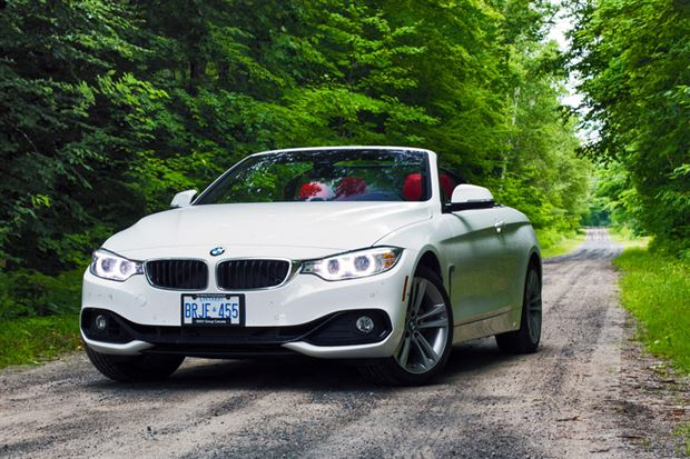 Read about the Autos.ca Test Drive: 2014 BMW 428i xDrive Cabriolet