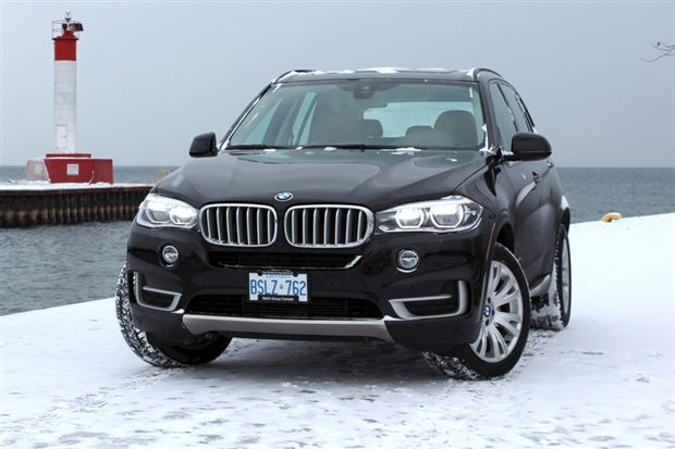 Read about the Autos.ca Test Drive: 2014 BMW X5 xDrive35i