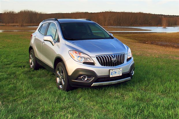 Read about the Autos.ca Test Drive: 2014 Buick Encore
