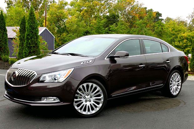 Read about the Autos.ca First Drive: 2014 Buick LaCrosse