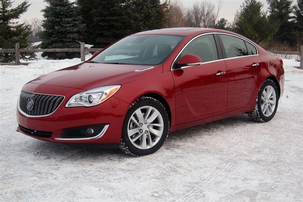 Read about the Autos.ca Test Drive: 2014 Buick Regal Turbo AWD