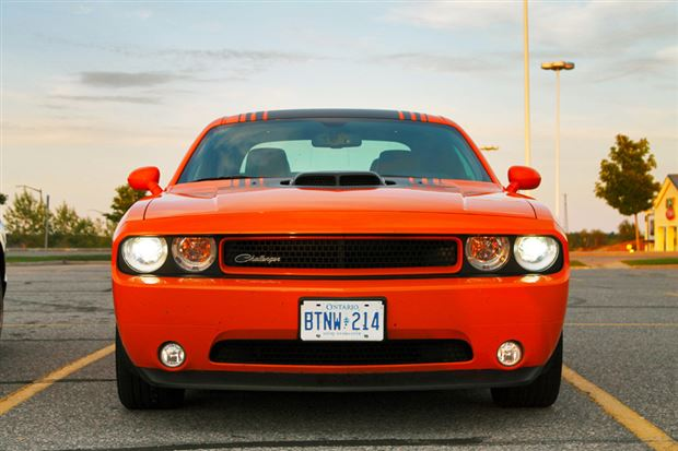 Read about the Autos.ca Test Drive: 2014 Dodge Challenger R/T Shaker