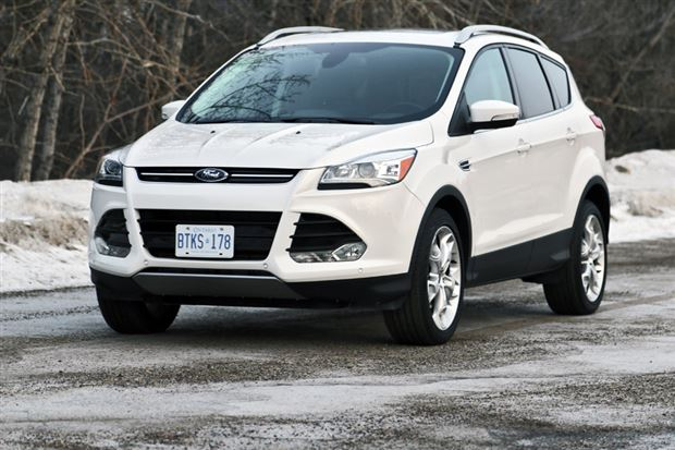 Read about the Autos.ca Test Drive: 2014 Ford Escape Titanium