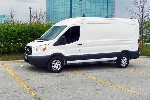 Read about the Autos.ca First Drive: 2015 Ford Transit