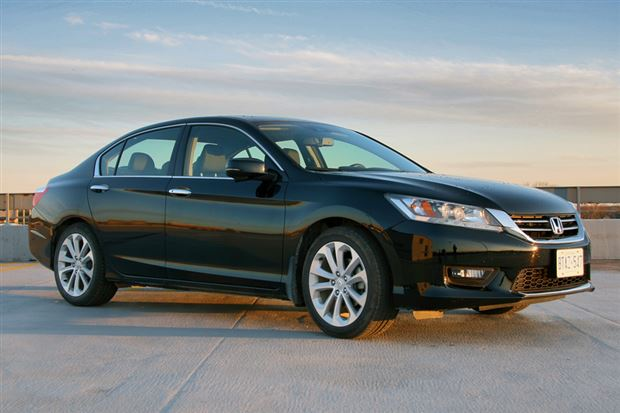 Read about the Autos.ca Test Drive: 2014 Honda Accord Sedan V6 Touring