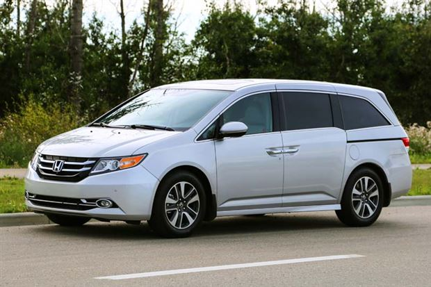 Read about the Autos.ca Test Drive: 2014 Honda Odyssey