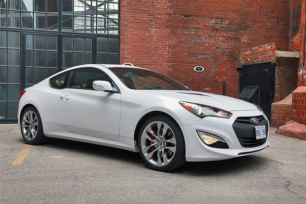 Read about the Autos.ca Test Drive: 2014 Hyundai Genesis Coupe 3.8 GT